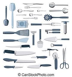 Kitchen equipment collection