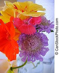 Kitchen Flowers 2