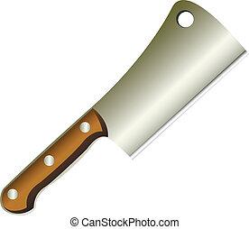 kitchen hatchet