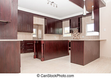 Kitchen in New House