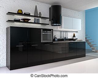 kitchen interior