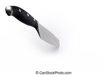 knife stuck