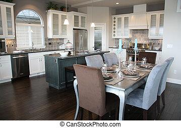 Kitchen - Luxury brand new kitchen