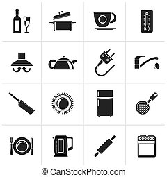 kitchen objects and accessories