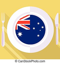 kitchen of Australia