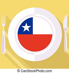 kitchen of Chile