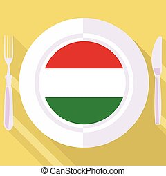 kitchen of Hungary