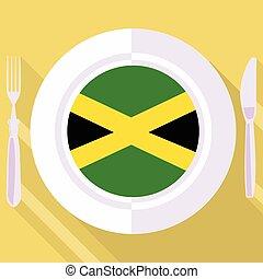 kitchen of Jamaica