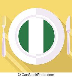 kitchen of Nigeria