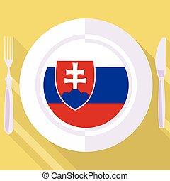 kitchen of Slovakia