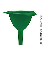 kitchen plastic funnel