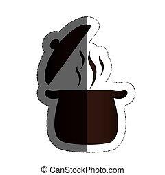 kitchen pot icon