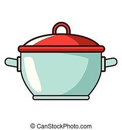 Kitchen pot utensil