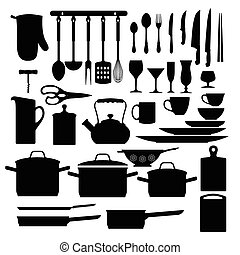 Kitchen tool collection