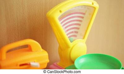 Kitchen toys for children