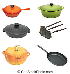 kitchenware - kitchen utensils for cooking pots and pans...