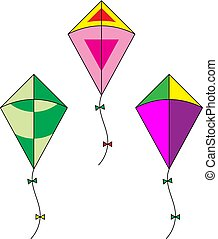 Kite Collection, Various Designs