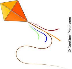 kite., eps10