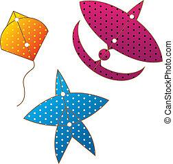 kite gliders thai