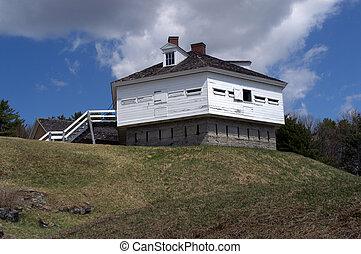 Block House 1884