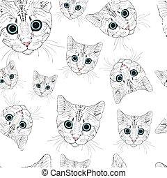 Kitty pattern 1