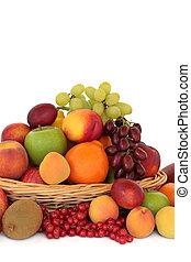 kiválasztás, gyümölcs