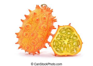 kiwano fruits