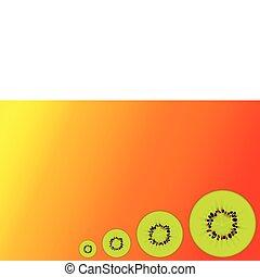kiwi, bakgrund
