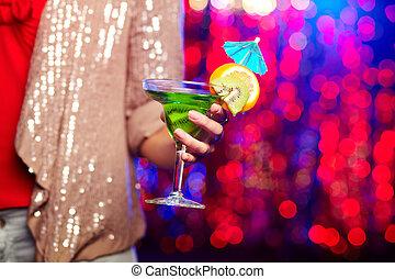 kiwi, cocktail