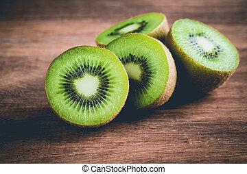 kiwi, frais