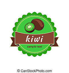 Kiwi fresh labels.