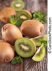kiwi, fris