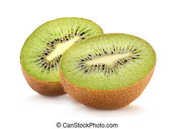 Kiwi fruit slice