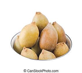 kiwi fruit stack