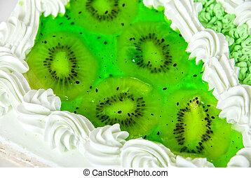 kiwi, fruta,  ake