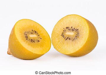 kiwi, gouden, fruit