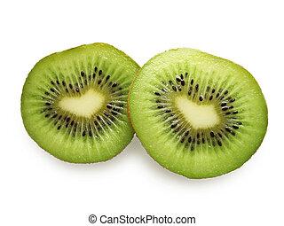 kiwi - hearts