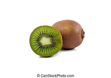 kiwi, isolado
