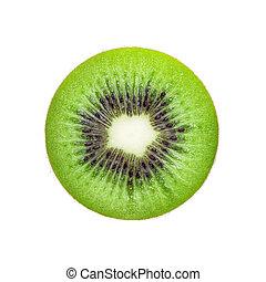 Kiwi slice fruit