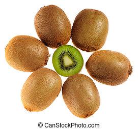 kiwi, viele