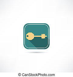 klávesy ikona