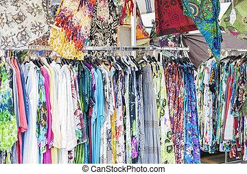 kläder, till salu