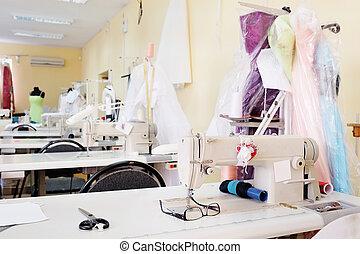 klädesplagg, fabrik