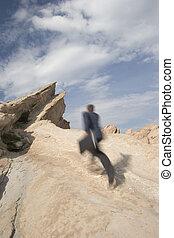 klättra, framgång