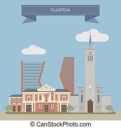 Klaipeda, Lithuania - Klaipeda, city in Lithuania on the...