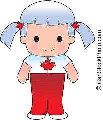 klaproos, canadees