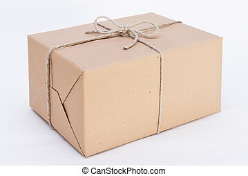 klar, great, forsendelse, pakke