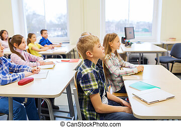 klasa, katalogi, sztubacy, grupa