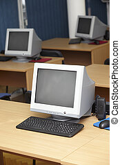 klasa, komputer