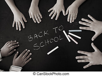 klaslokaal, onderricht kinderen